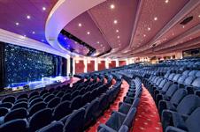 Лайнер MSC Opera, киноконцертный зал