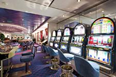 Лайнер MSC Opera, казино
