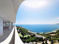 Гостиница Ялта, вид на море с террасы