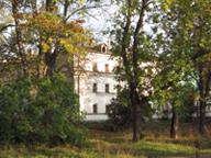Гостиница Зимняя, внешний вид