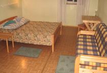 Гостиница Зимняя, номер на двоих