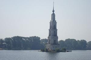 круизы по России, река Волга