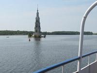 Круиз в Калязин, Ярославль и Углич