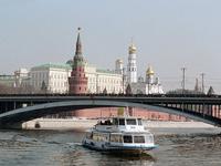 речной круиз Москва - Санкт-Петербург