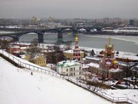 Речной круиз из Нижнего Новгорода по Волге
