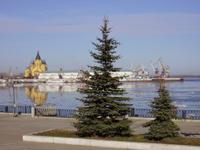 Круиз на теплоходе Санкт-Петербург в Нижний Новгород