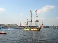 круиз по Волге в Санкт-Петербург