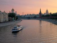 круиз на теплоходе через Москву, Тверь