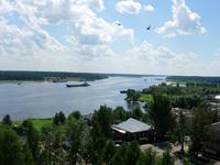 Мышкин - град, круиз на теплоходе из Санкт-Петербурга