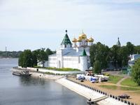 круиз в Кострому через о.Кижи, Мандроги, экскурсии