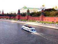 круиз Москва, Санкт-Петербург, экскурсии