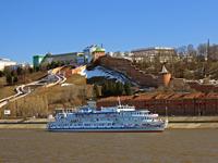 Круизы из Москвы в Нижний Новгород