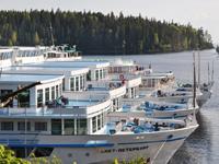 Круизы по Ладожскому озеру на теплоходе