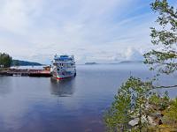 Круиз по островам Ладожского озера